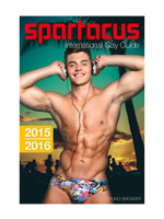 Spartacus International Gay Guide 2015/16