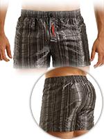 Modus Vivendi - Metallic Loose Fit Boxer - Carbon