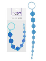 Thai Toy Beads - Blue