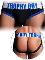 Andrew Christian - Trophy Boy Brief Jock - Schwarz