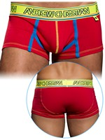 Andrew Christian - Show-It Tagless Boxer Red