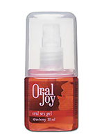 Oral Joy Strawberry - 30 ml