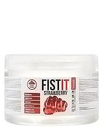 FistIt Strawberry Gleitmittel auf Wasserbasis 500 ml
