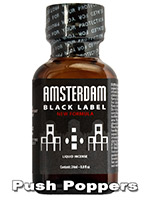 AMSTERDAM BLACK LABEL big