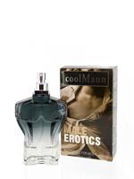 CoolMann Male Erotics Eau de Toilette 100 ml