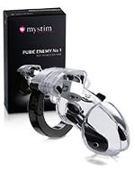 Mystim Pubic Enemy No 1 - Peniskäfig