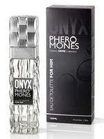 Onyx Men Eau de Parfum Pheromones For Him 100ml