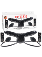 Fetish Fantasy - Inflatable Vibrating Double Delight