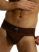 PriapeWear - Jock Strap Classic - brown