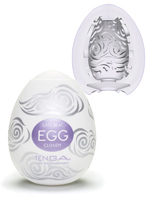 Tenga - Hard Boiled Egg Cloudy