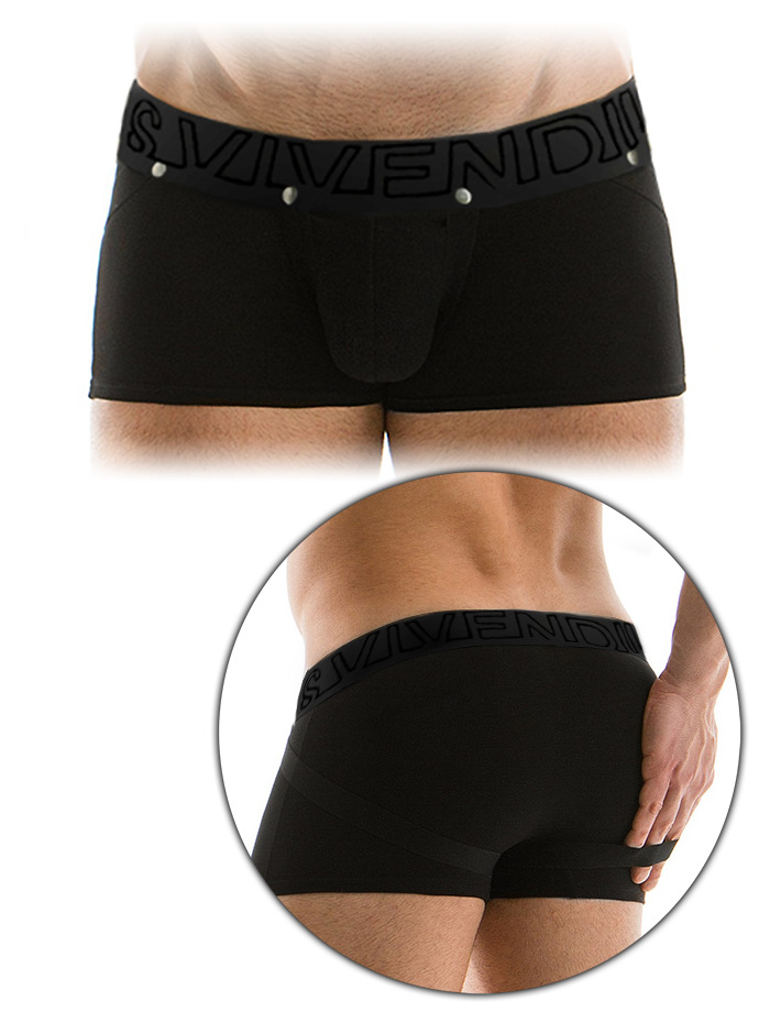 Modus Vivendi - Nails Boxer Plus Black