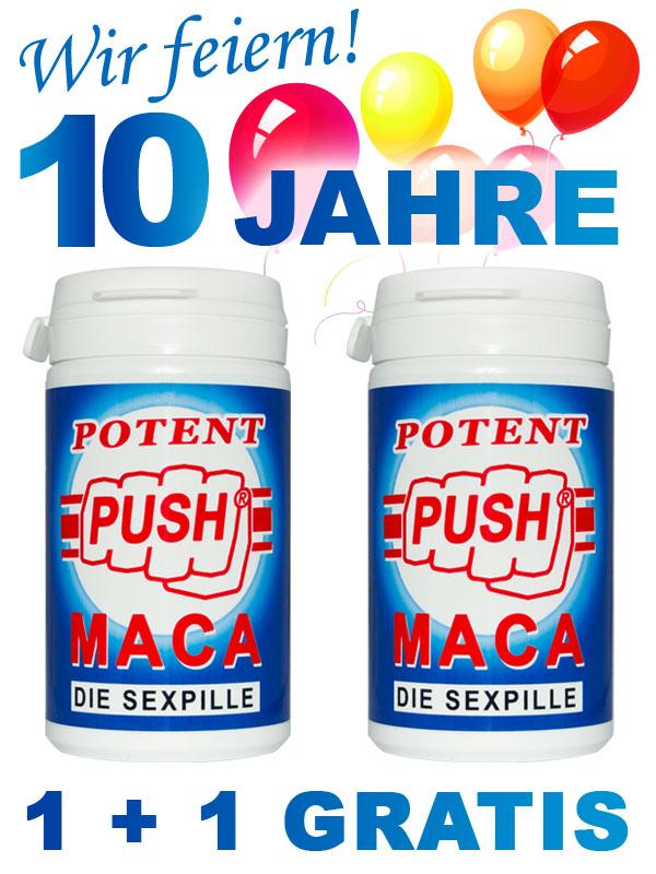 1 + 1 FREE Push Potency Birthday Pack