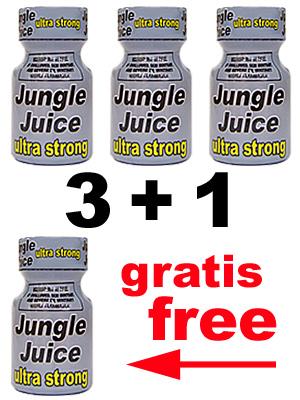 3 + 1 JUNGLE JUICE ULTRA STRONG