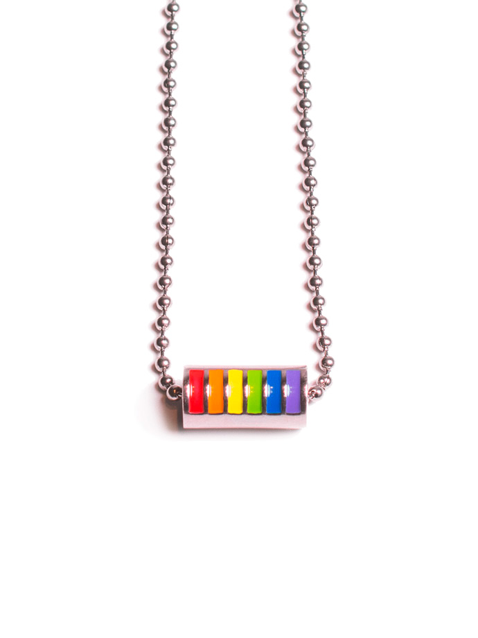 Andrew Christian - Pride Infinity Necklace
