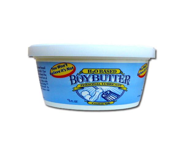Boy Butter H2O Original 4 oz. (118 ml)
