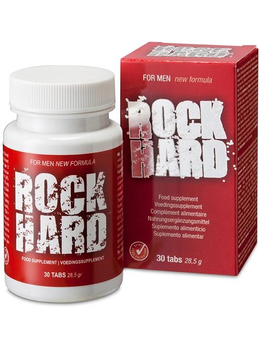 Rock Hard - 30 tabs