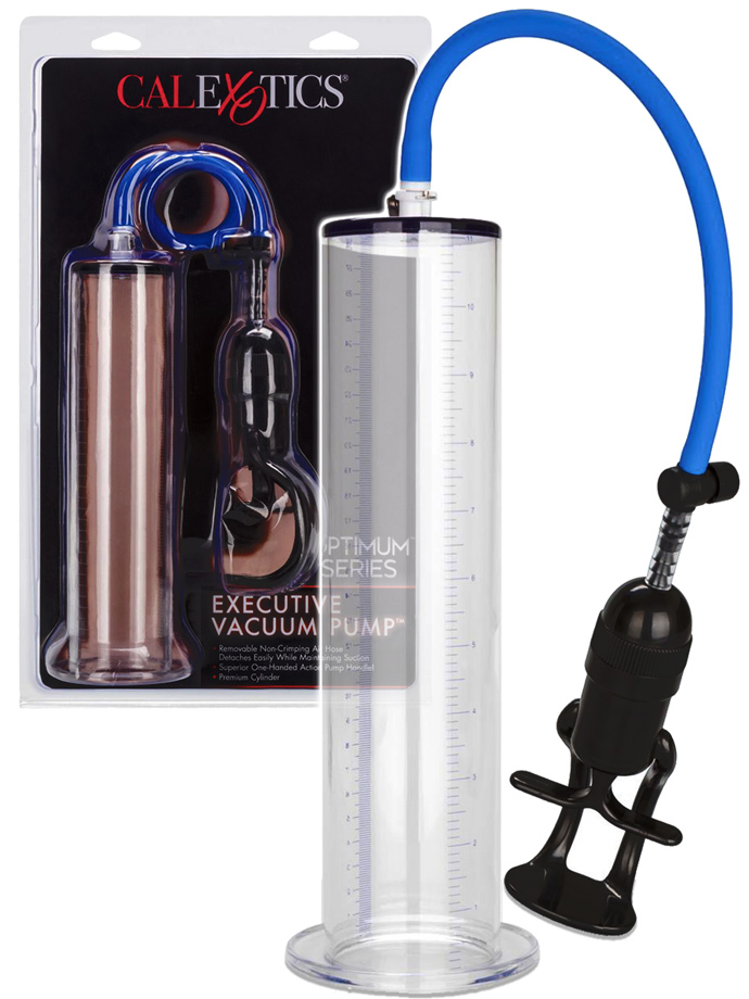 Penis Pump Advanced Executive Vacuum Pump