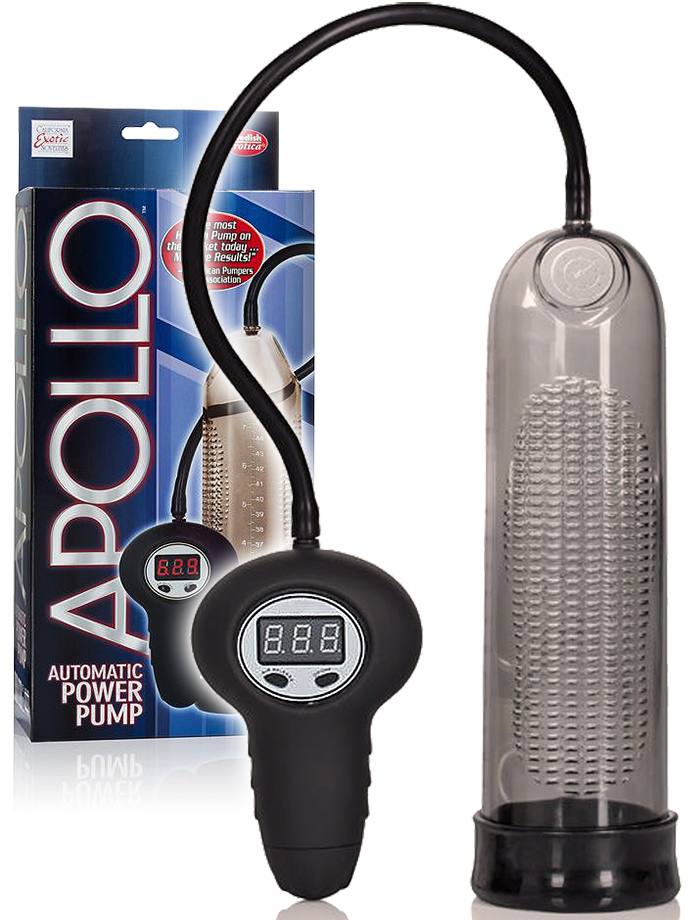 Apollo Automatic Power Pump Smoke