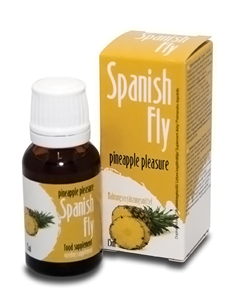 Spanish Fly Pineapple Pleasure 15 ml