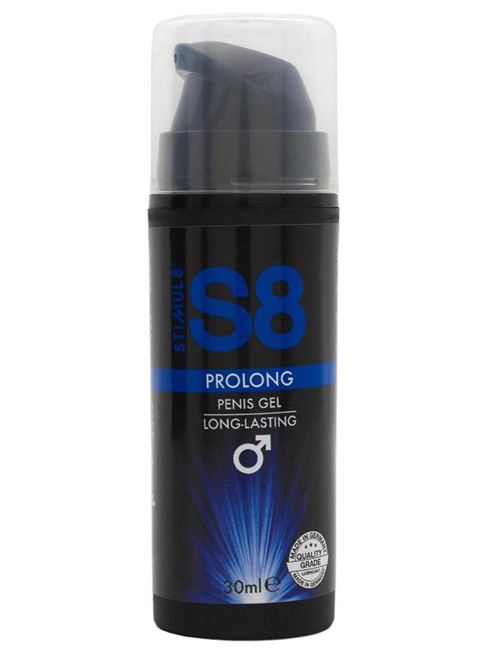 S8 Prolong Penis Gel