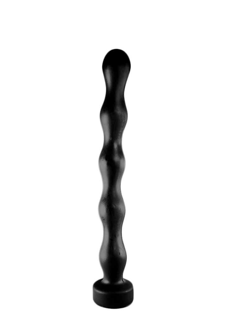 All Black Dildo 69