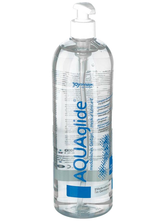 AQUAglide Neutral - Medical Lubricant Gel 1000 ml
