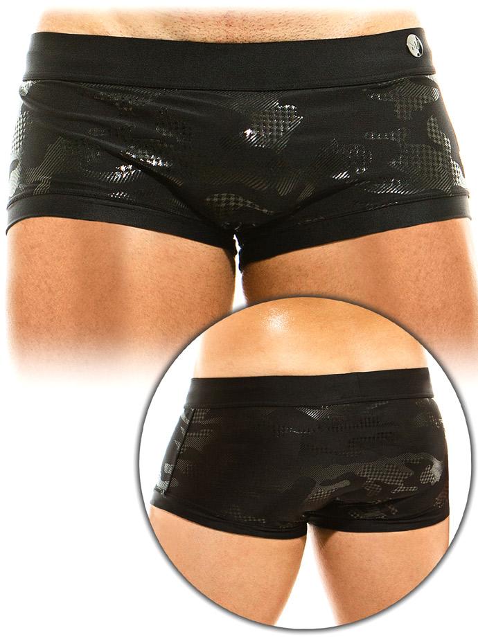 Modus Vivendi - Glitter Brazil Cut - Black