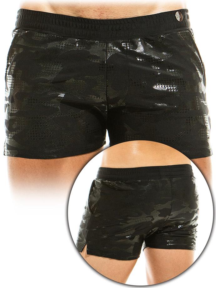 Modus Vivendi - Glitter Short - Black
