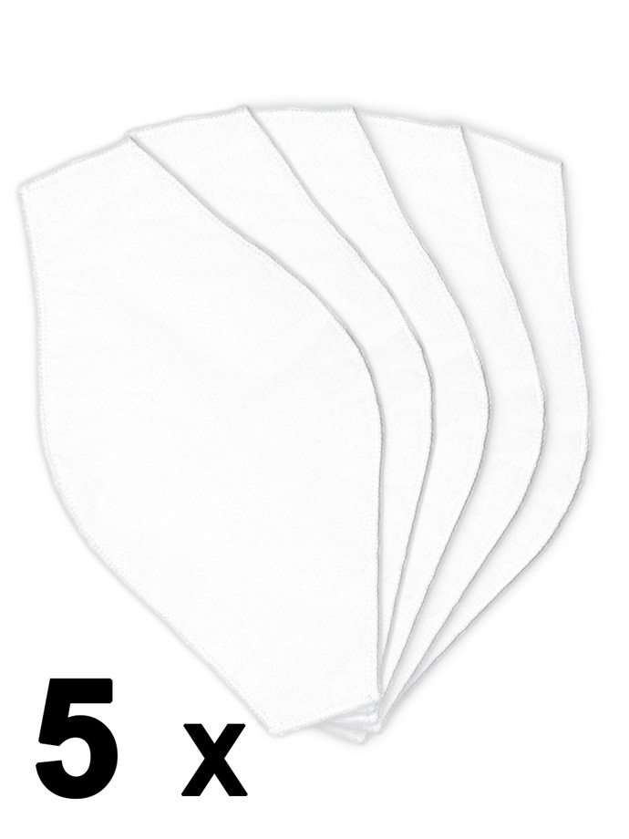 Barcode Berlin - 5 pieces D12 Filters for Protective Mask