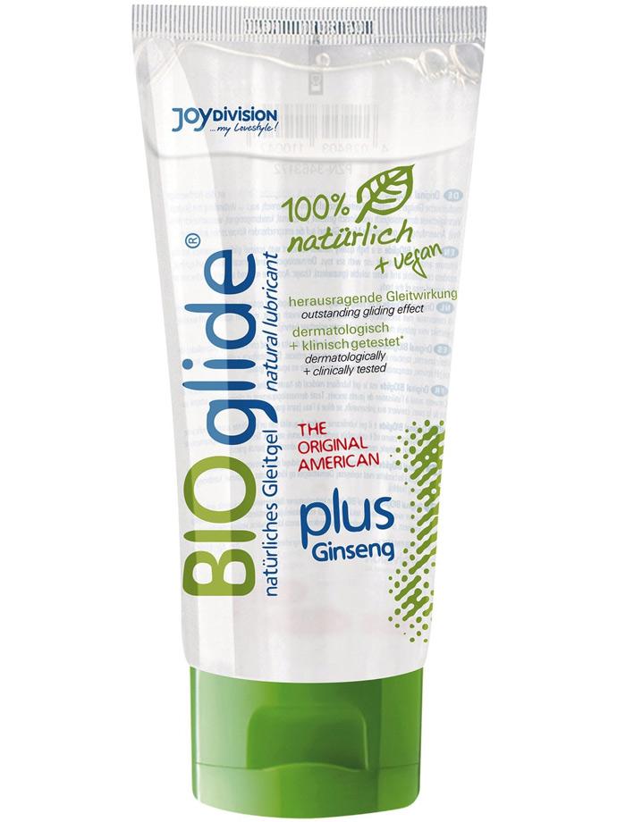 BIOglide plus Ginseng 100% natural & vegan 100 ml