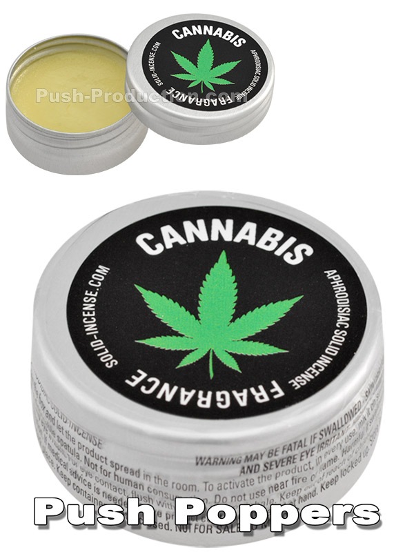 CANNABIS SOLID POPPERS small