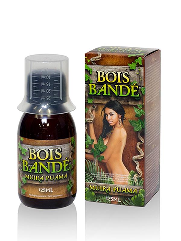 Bois Bande Muira Puama 125 ml