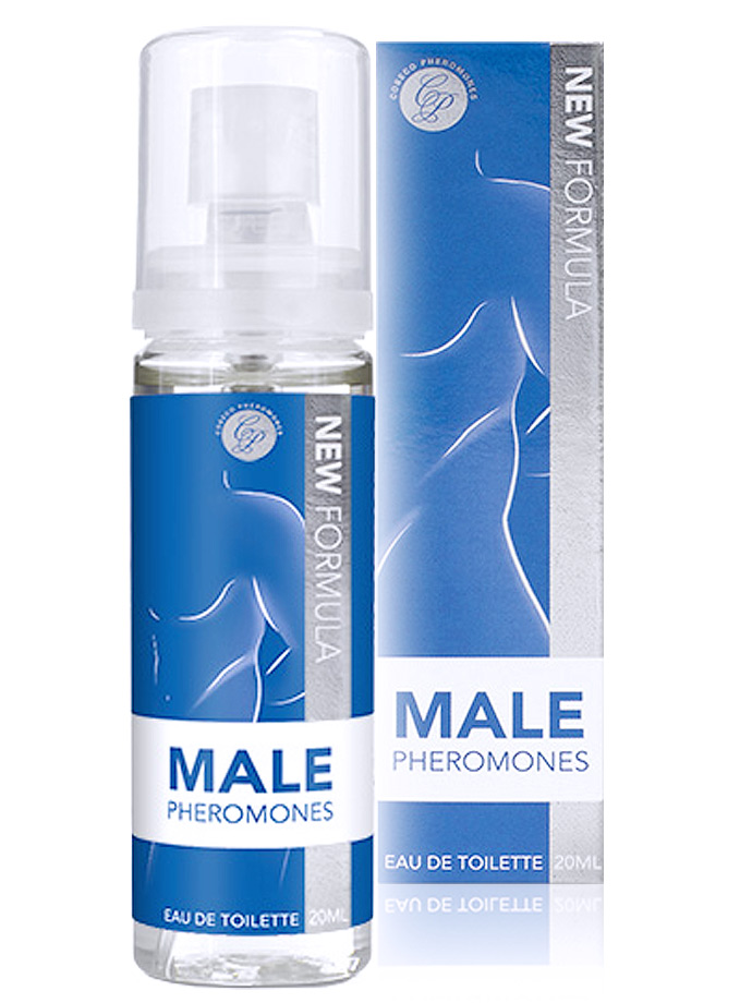 Male Pheromones - 20 ml