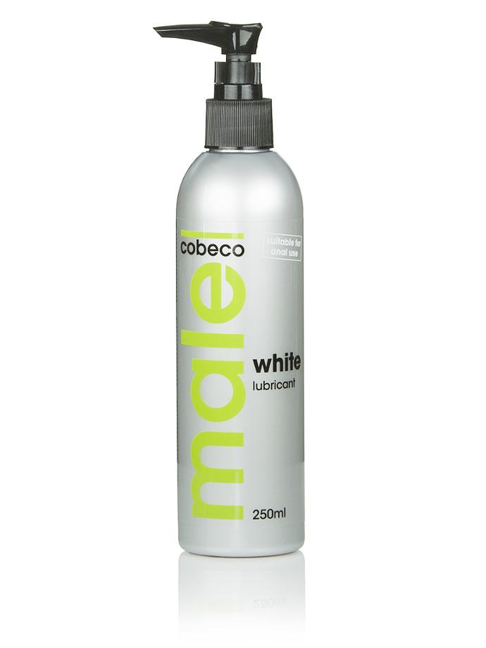 Male White Lubricant 250 ml