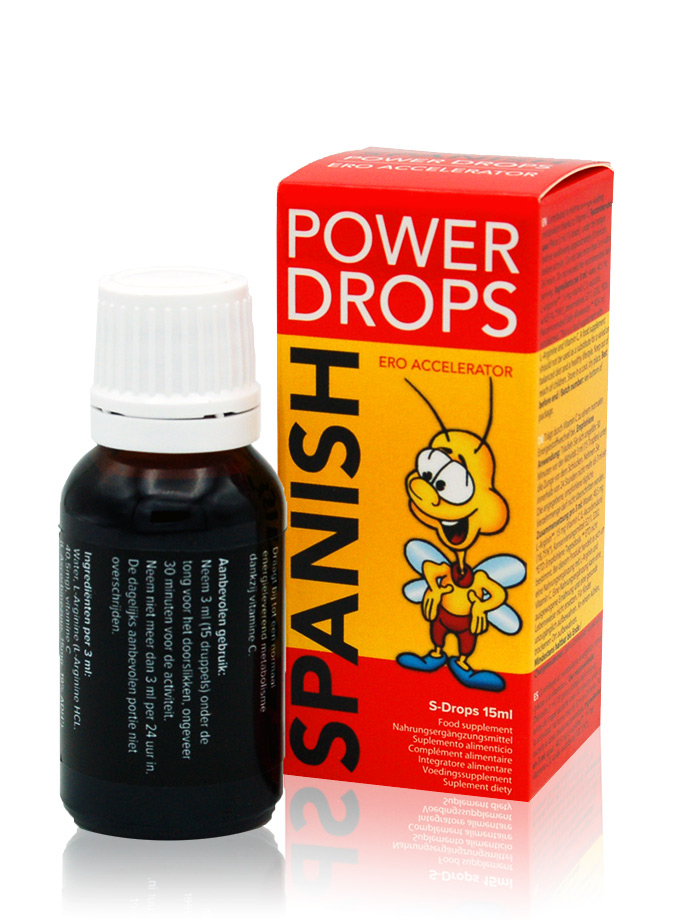Spanish Power Drops - 15 ml