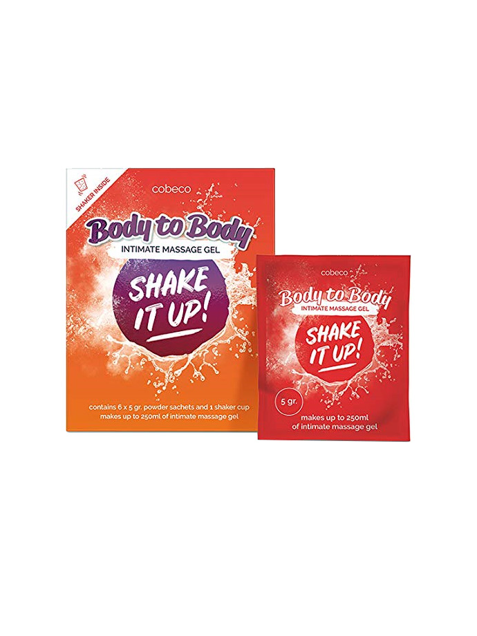 Shake it up - Intimate Massage Gel