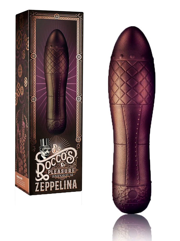 Dr. Roccos - Zeppelina Rechargeable Vibromatic
