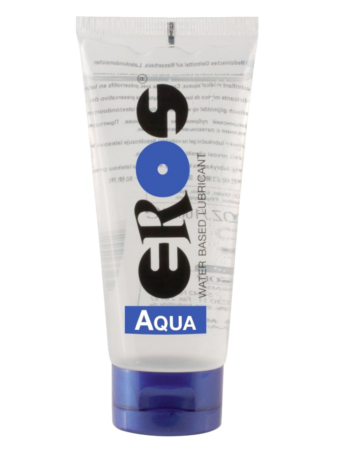 Eros Aqua - Water Based 50ml Tube