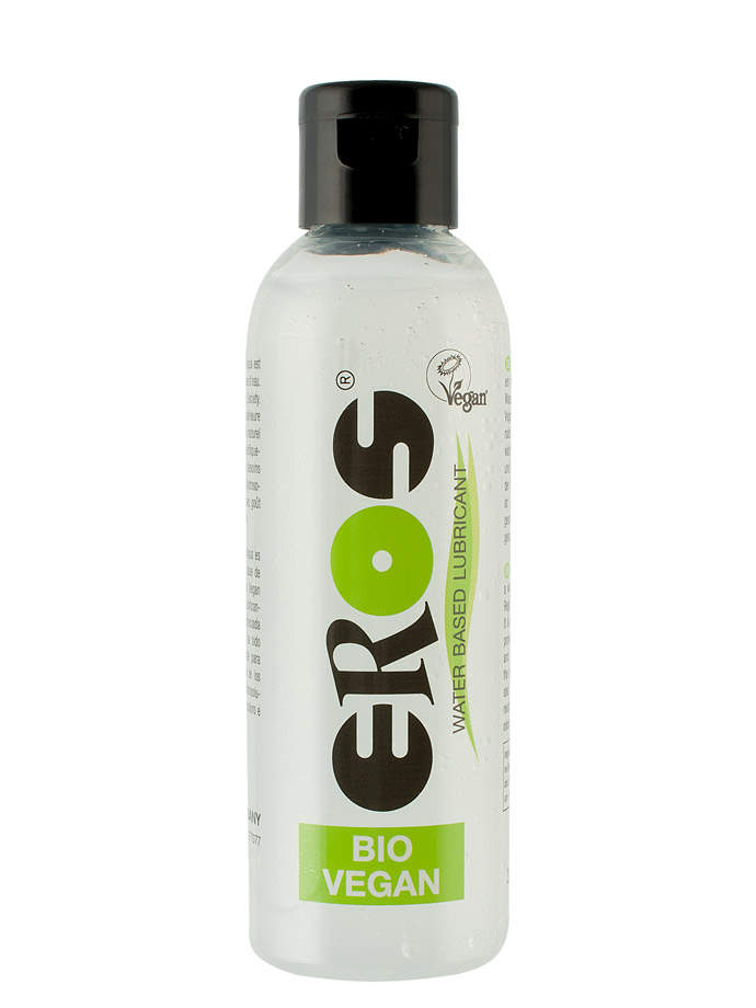Eros Bio Vegan - Water Based Lubricant 3.4 fl.oz / 100ml