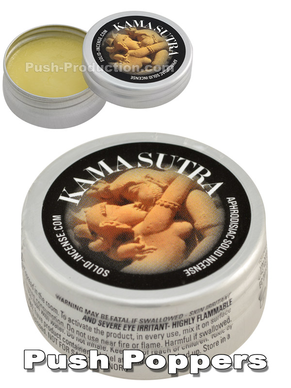 KAMASUTRA SOLID POPPERS small