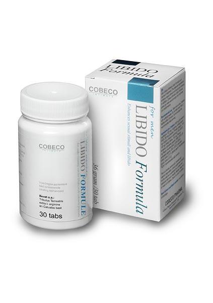 Libido Formula for Men - 30 Tabletten