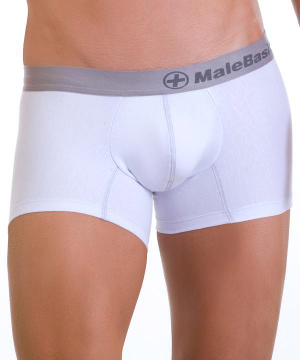 Malebasics Trunk White