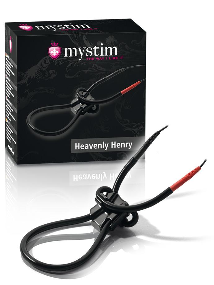 Mystim Heavenly Henry E-Stim Penischlaufe
