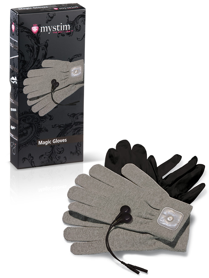 Mystim Magic Gloves E-Stim Handschuh Set