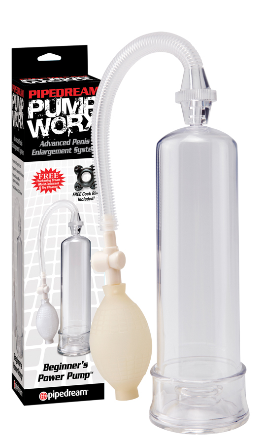 Pump Worx - Beginners Power Pump Clear