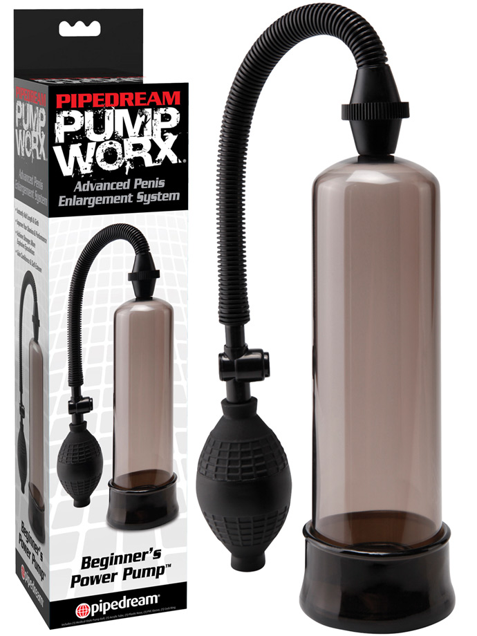 Pump Worx - Beginners Power Pump Black