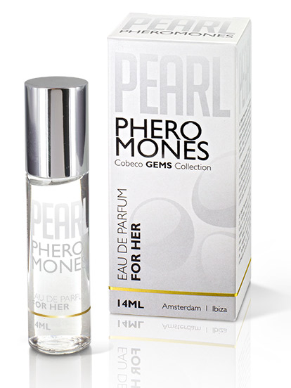 Pearl Women Eau de Parfum Pheromones For Her 14ml