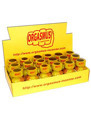 BOX ORGASMUS - 18 x ORGASMUS
