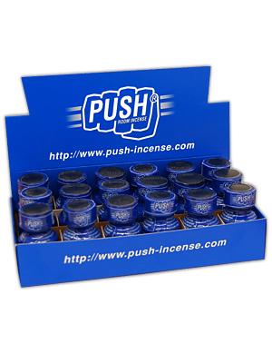 BOX PUSH - 18 x PUSH