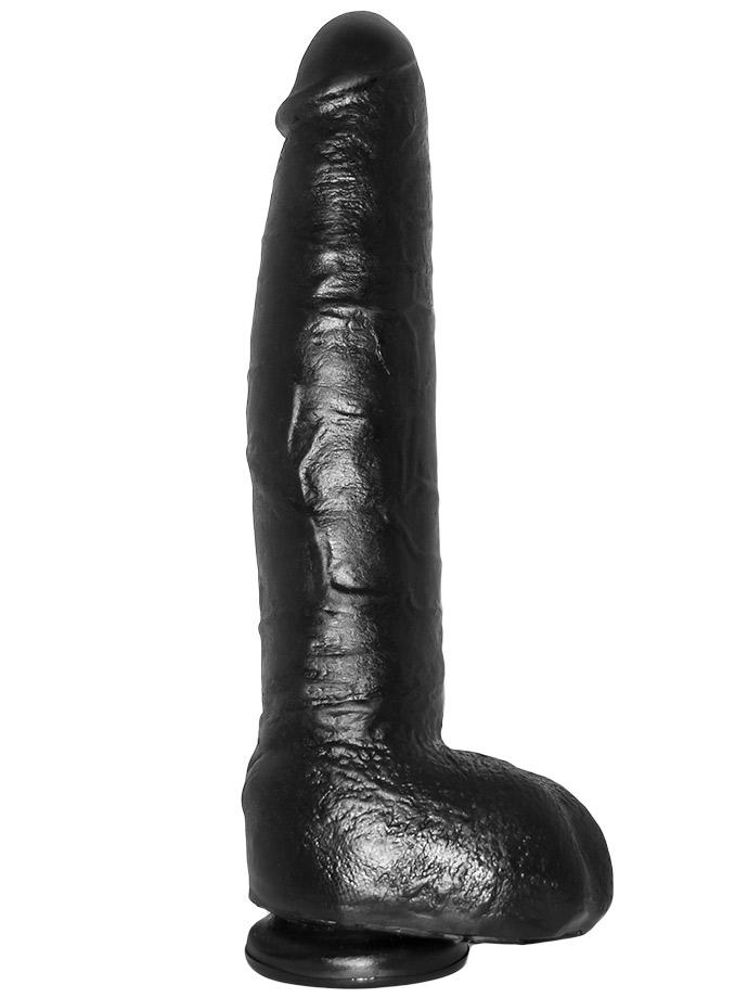 Black Pornstar Dildo Brad